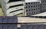Железобетонные (ЖБИ) плиты перекрытия