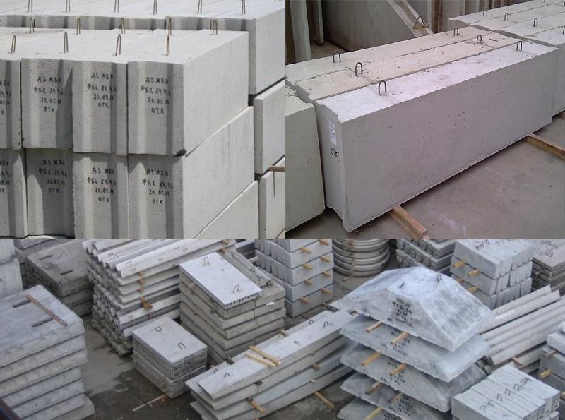 Для каждого основания, можно подобрать нужный размер модулей строительных